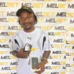Solomon Odoteye wins Melbet iPhone 11 December giveaway