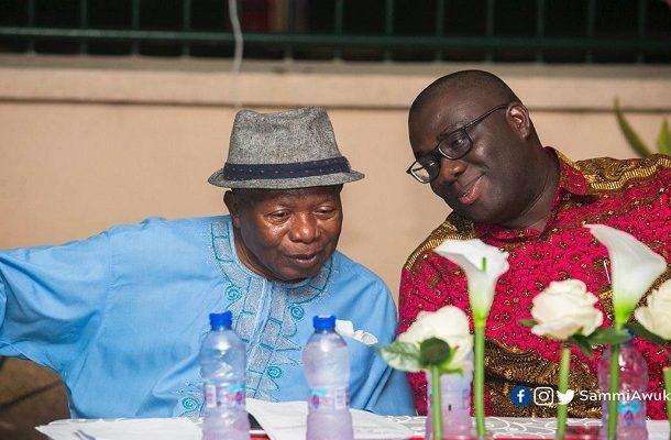 A great man has fallen - Sammi Awuku mourns Amoako Tuffour