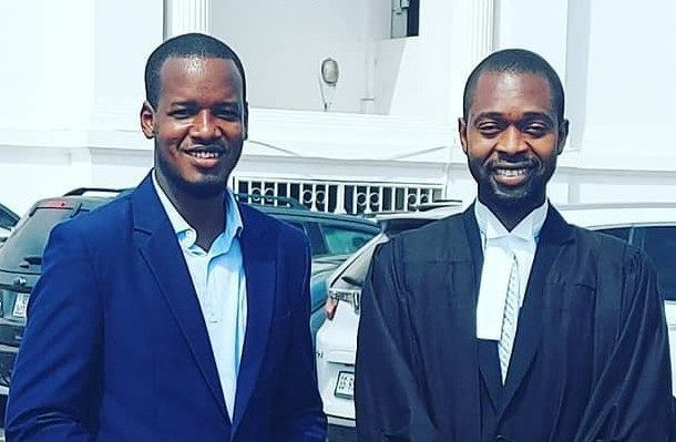 Citi FM's Umaru Sanda celebrates his close friend's birthday with life-changing story