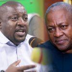 John Mahama no more showing interest in his petition - Nana B Claims