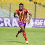 Match report: Obeng Junior strikes late to secure a point for Hearts of Oak