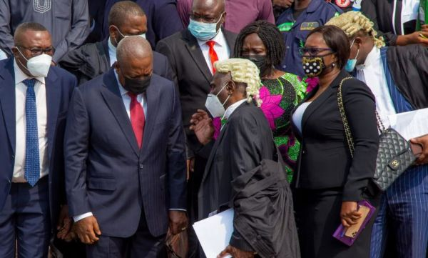 Mahama should stop the farcical comedies; Akufo-Addo won the 2020 Polls