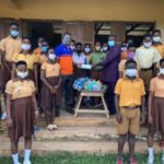 Aowin: Enchi Gov't Hospital, 22 Schools get support from MP