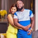 Nana Ama McBrown's hubby breaks silence on viral reports he's planning to divorce the actress