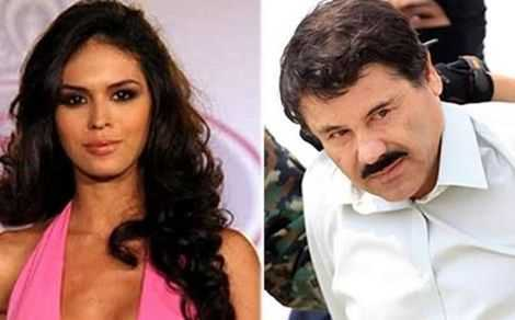 Wife of Notorious drug trafficker El Chapo's Wife arrested for drug trafficking
