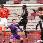 Ghanaian duo star for Victoria Guimaraes in Benfica draw