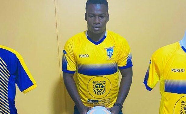 Ahmed Toure makes Medeama squad to face Elmina Sharks