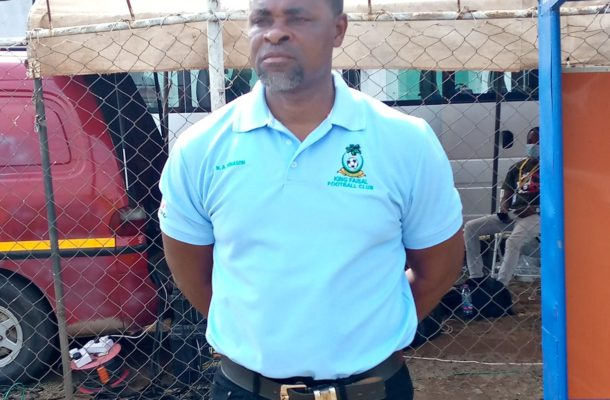 Swedru All Blacks to suffer points deduction till they settle monies owed former coach Andy Sinason
