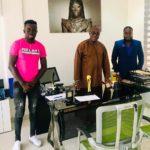 Ashantigold signs ex-Karela United goalkeeper Kofi Mensah