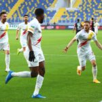 Benjamin Tetteh scores as Yeni Malatyaspor gets a draw away