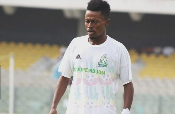 I've left Elmina Sharks since our owner is not able to pay us - Benjamin Tweneboah