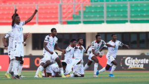 VIDEO: Highlights of Ghana's 4-2 penalty win over Cameroon