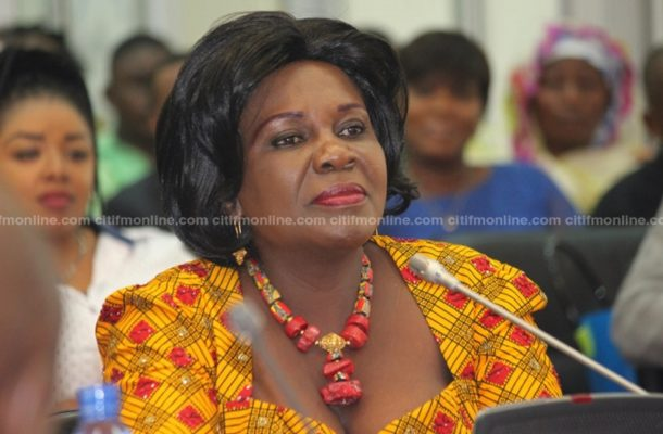 Accra on course to becoming cleanest city – Cecilia Dapaah