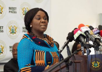 10 million people benefited from free water programme in urban areas – Cecilia Dapah