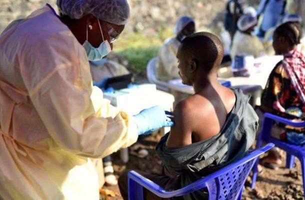 DR Congo to vaccinate against Ebola after two deaths