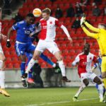 Daniel Amartey powerless as Leicester exit Europa League