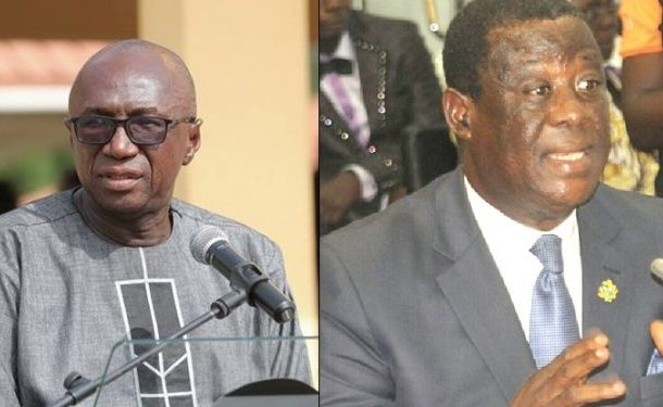 Ambrose Dery, Amoako Atta face Appointments Committee today