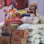 Holy Ghost Fire Hour Ministry International donates to widows and orphans