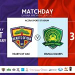 Interim Hearts coach Nii Noi names starting XI to face Ebusua Dwarfs