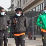 PHOTOS: Kotoko stroll on the streets of Setif ahead of CAF Confederations Cup tie