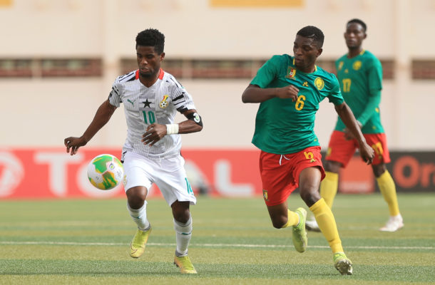 CAF U-20: Ghana beat Cameroon on penalties to progress into semis