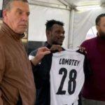 Daniel Lomotey grabs No.28 shirt as ES Setif unveils Ghanaian striker