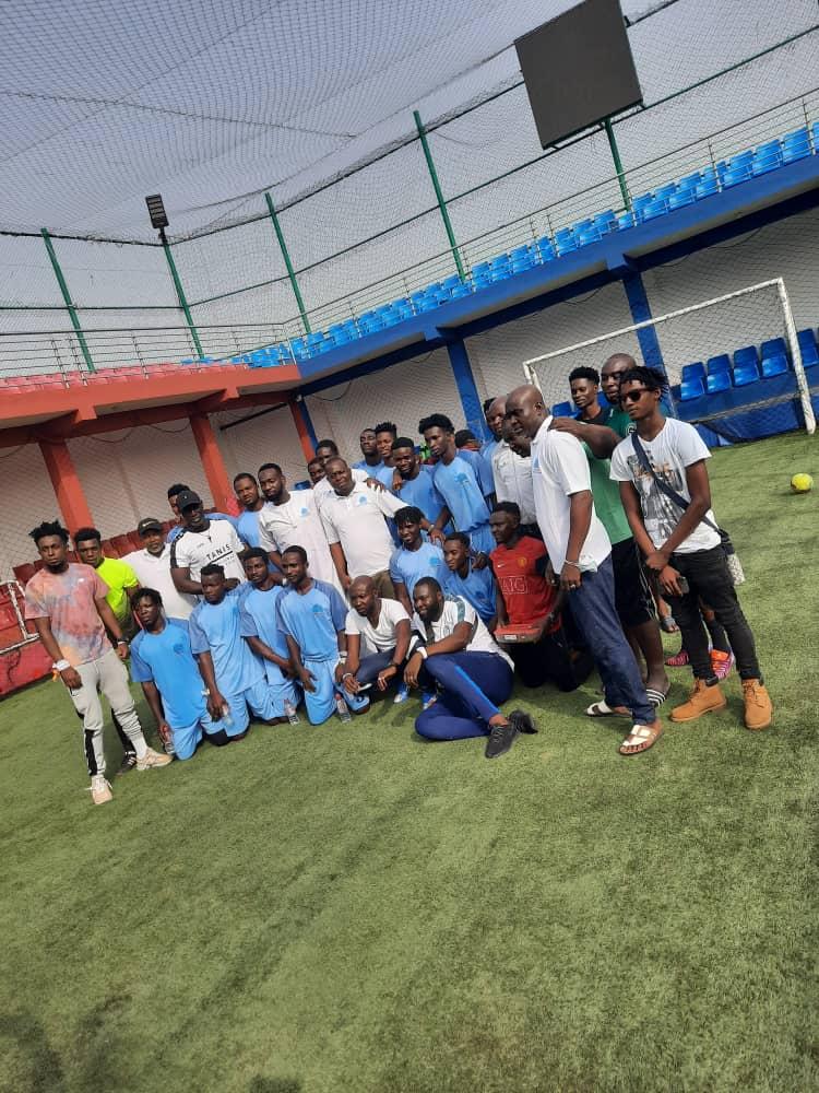 2021 Zongo Inter Tribal Football Gala: Afro-Arab Microfinance presents cash prize to triumphant Zarbarima team