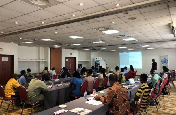 UNIDO - WACOMP Ghana And Global Shea Alliance train Sheabutter Companies