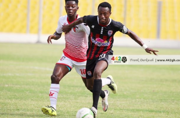 GPL: Struggling Inter Allies beat WAFA to record first win in eight games