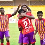 Papic Who? Isaac Mensah scores late to give Hearts vital win over Dwarfs