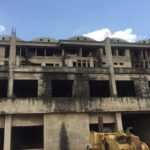 'Old' uncompleted Maternity, Children's Block at KATH to be pulled down