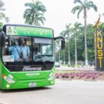 KNUST suspends shuttle services over disregard for COVID-19 safety protocols