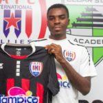 Inter Allies sign Nigerian striker Kingsley Fidelis Kuku