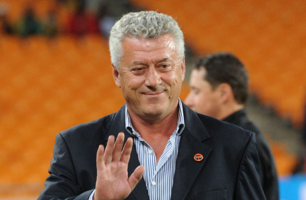 Kosta Papic finally resigns from Hearts job