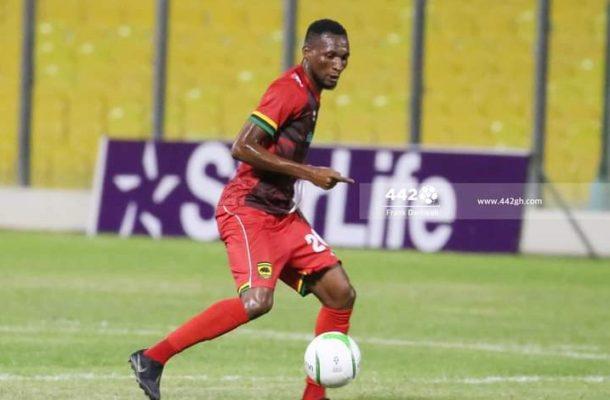 We deserved to have won the game - Kotoko's Latif Anabila