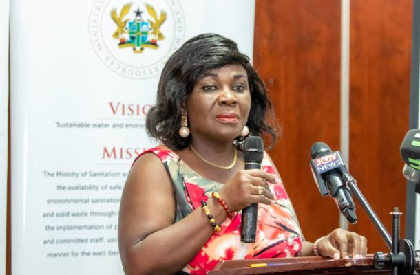 Accra on course to becoming cleanest city in Africa – Cecila Dapaah