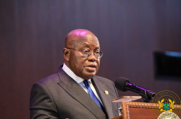 My government will not legalise same-sex marriage – Akufo-Addo