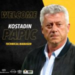 Former Hearts coach Kosta Papic joins South African side Black Leopards