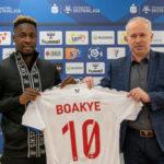 Richmond Boakye Yiadom joins Polish side Gornik Zabrze