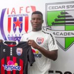 Samuel Armah returns to Allies after loan spell