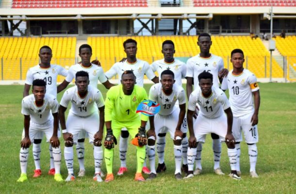 Afcon U-20: Ghana to plays Cameroon in Quater Final showdown