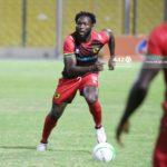 Former Kotoko midfielder Muniru Sulley being investigated by INTERPOL