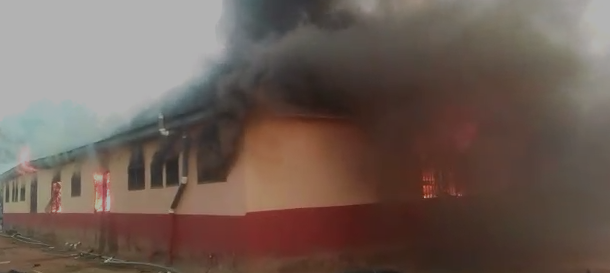 North East: Fire destroys orphanage at West Mamprugu