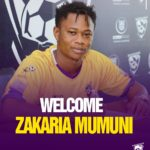 OFFICIAL: Zakaria Mumuni joins Medeama