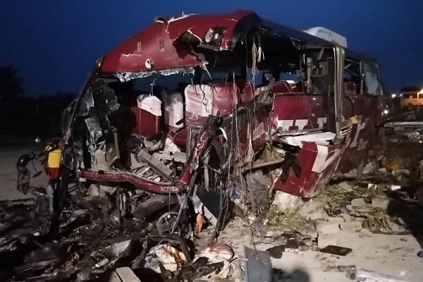 Police blame driver for Akyem Asafo fatal crash