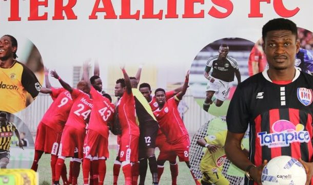 Agyemang Badu delighted after completing Allies move