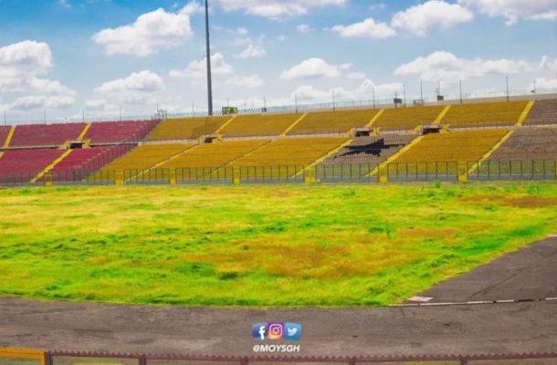 Kotoko CEO appeals to govt to speed up Baba Yara Stadium renovation