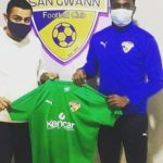 Former Hearts goalkeeper Celement Boye joins Maltese side San Gwann FC