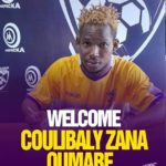 OFFICIAL: Medeam sign Ivorian defender Coulibaly Zana Oumar