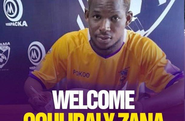 OFFICIAL: Medeam sign Ivorian defender Coulibaly Zana Oumar